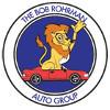 Bob Rohrman logo