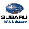W & L Subaru logo