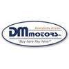 DM Motors logo