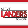 Steve Landers Toyota logo