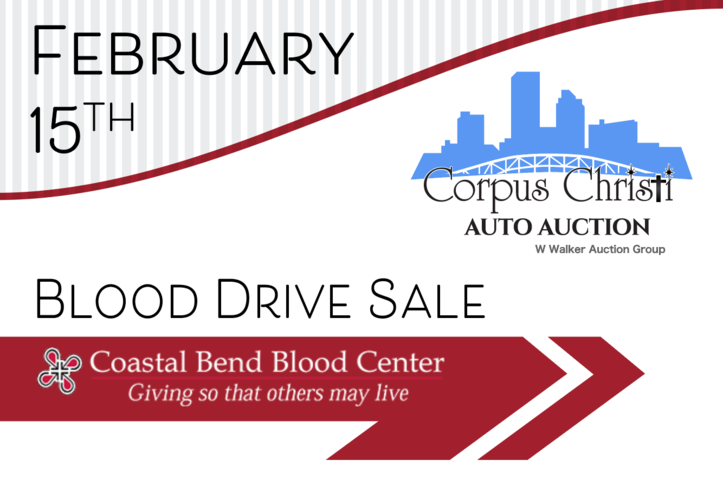 Blood Drive Sale