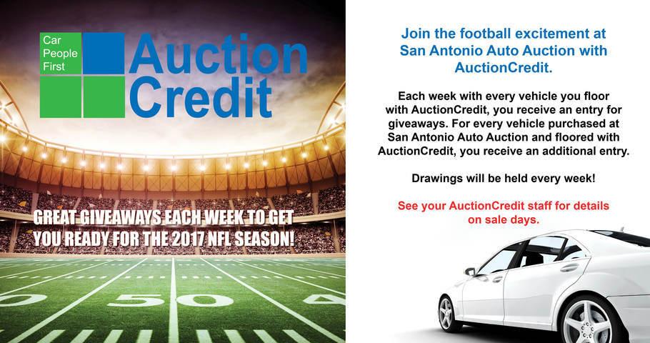 San Antonio Auto Auction