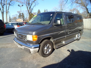 2004 FORD ECONOLINE AVENGER CONVERSION