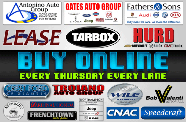 Attend Ocean State Auto Auction Online and Buy from the Comfort of Your Home or Office
