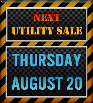 Budget Truck will be joining us at Ocean State Auto Auction for the next Utility Sale on Thursday, August 20