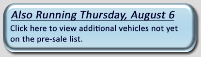 Click to view Additional Vehicles Running at Ocean State Auto Auction on Thursday, August 6