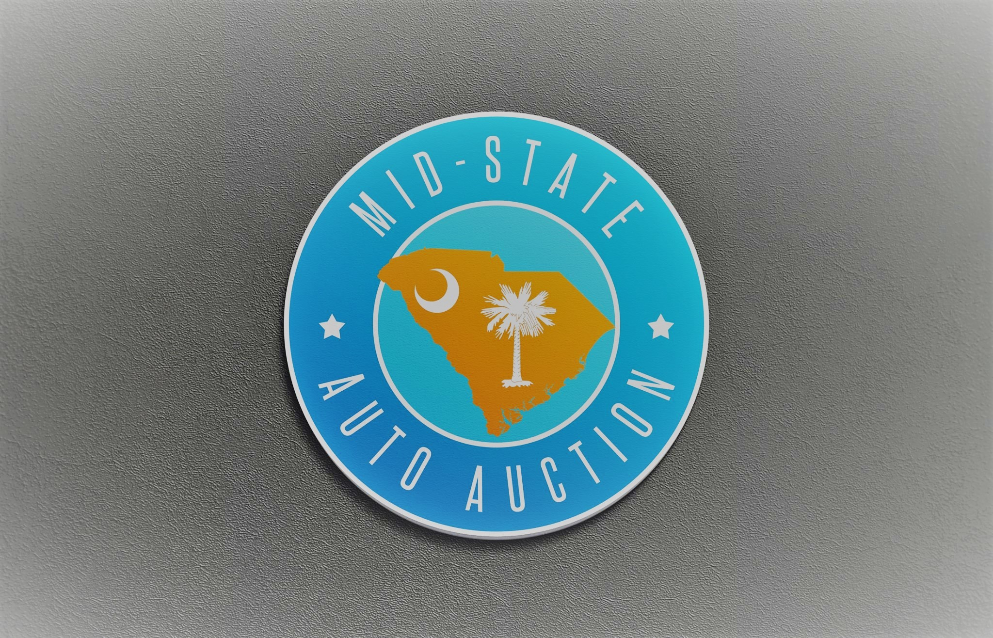 Mid-State Auto Auction logo