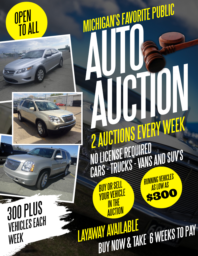 Greater Detroit Auto Auction