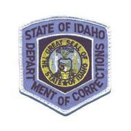 State of Idaho Department of Corrections