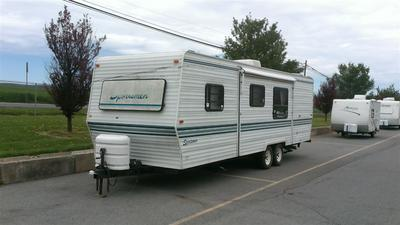1996 SPORTS TRAVEL TRAILER N
