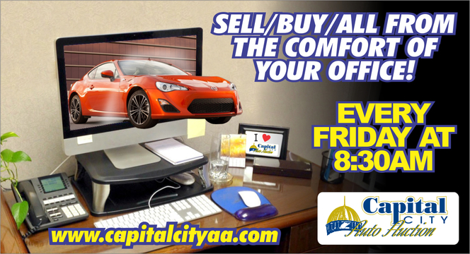 Capital Auto Auction >> Online Auctions Capital City Auto Auction