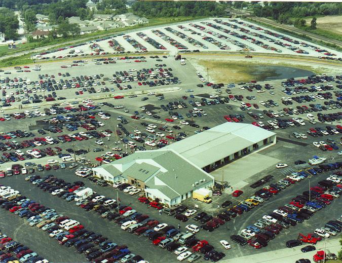 Dyer Auto Auction >> 50 Acres Of Auction Services Dyer Auto Auction